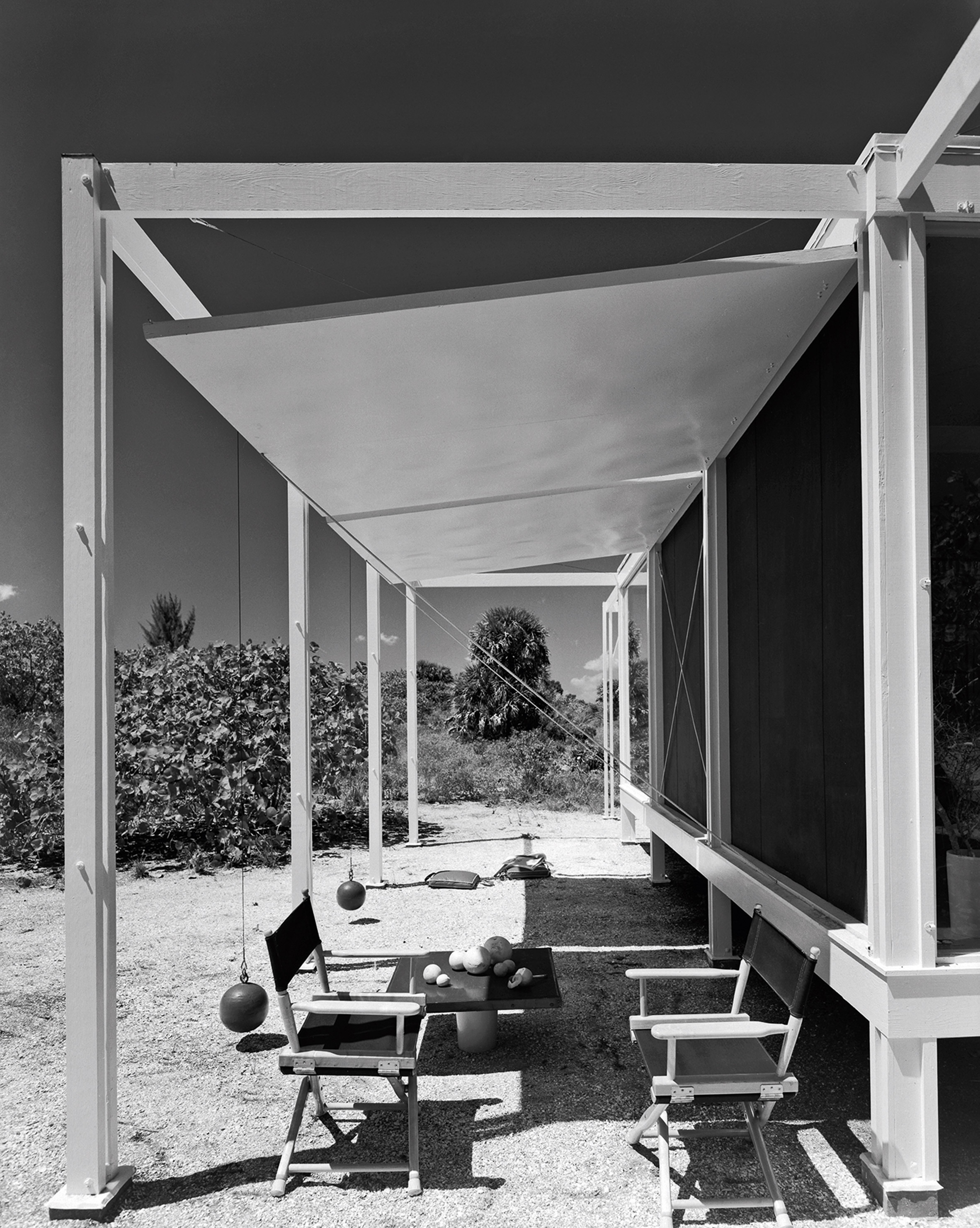 Walker Guest House by Paul Rudolph