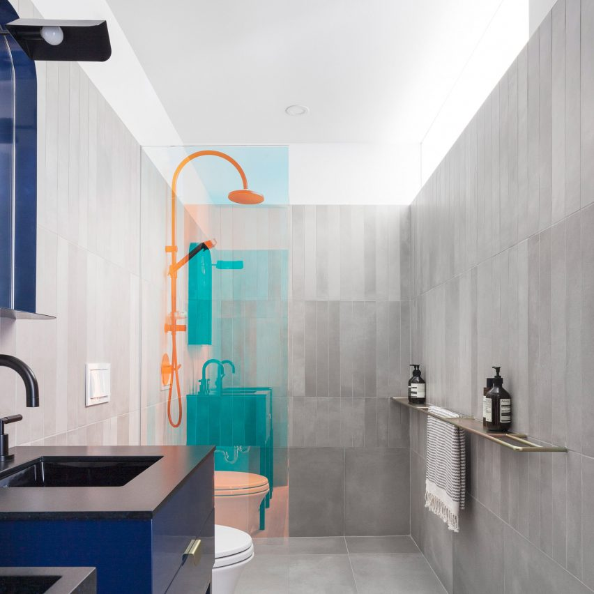 Eight Bold Bathrooms That Make Use Of More Than Just White Tiles