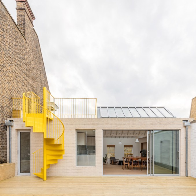 Mile End Road, Tower Hamlets, by Vine Architecture Studio