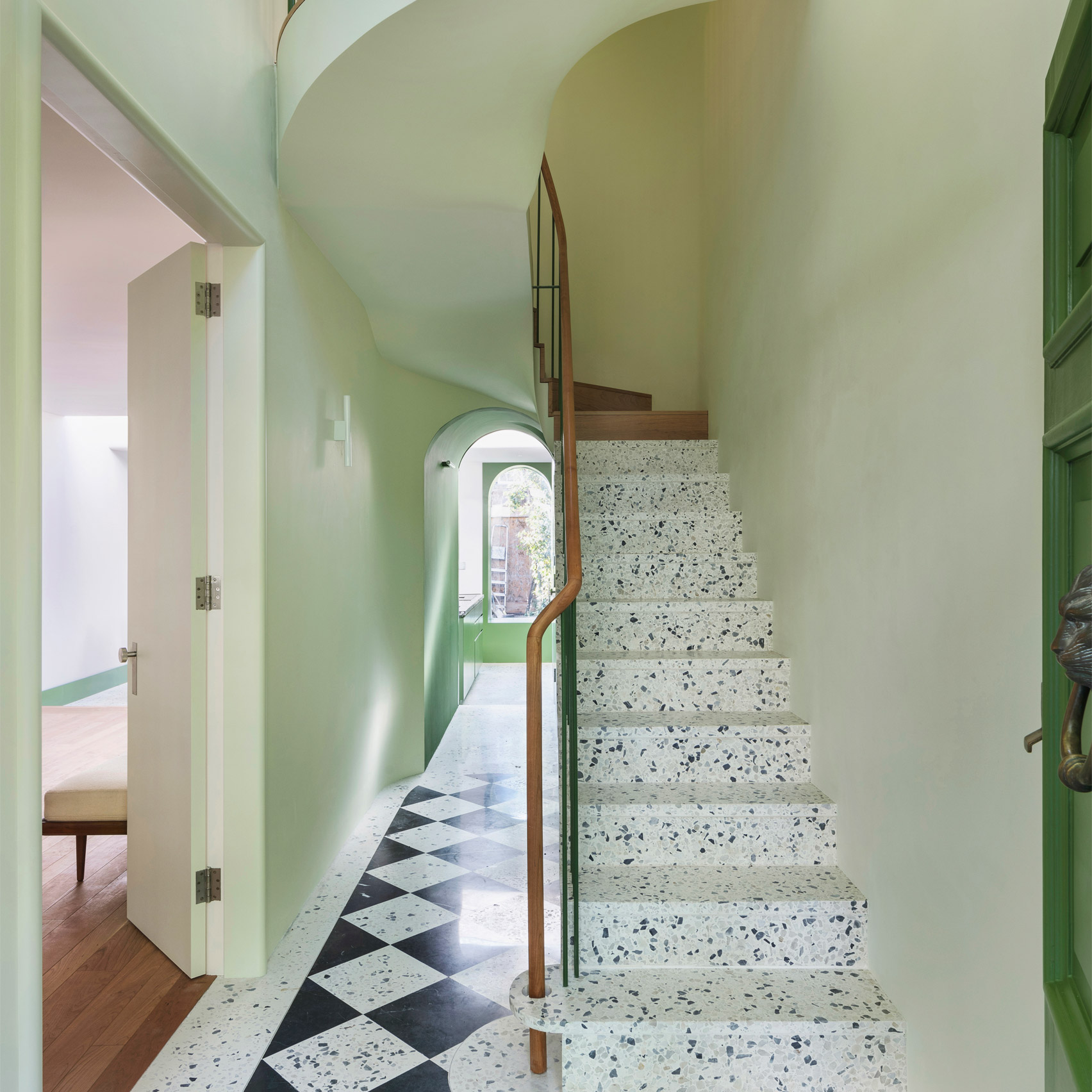 The White Rabbit House, Islington, by Gundry + Drucker