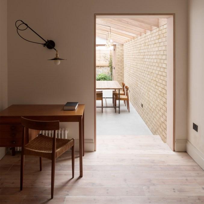 Vestry Road, Southwark, by Oliver Leech Architects