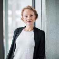 Portrait of White Arkitekter's Alexandra Hagen