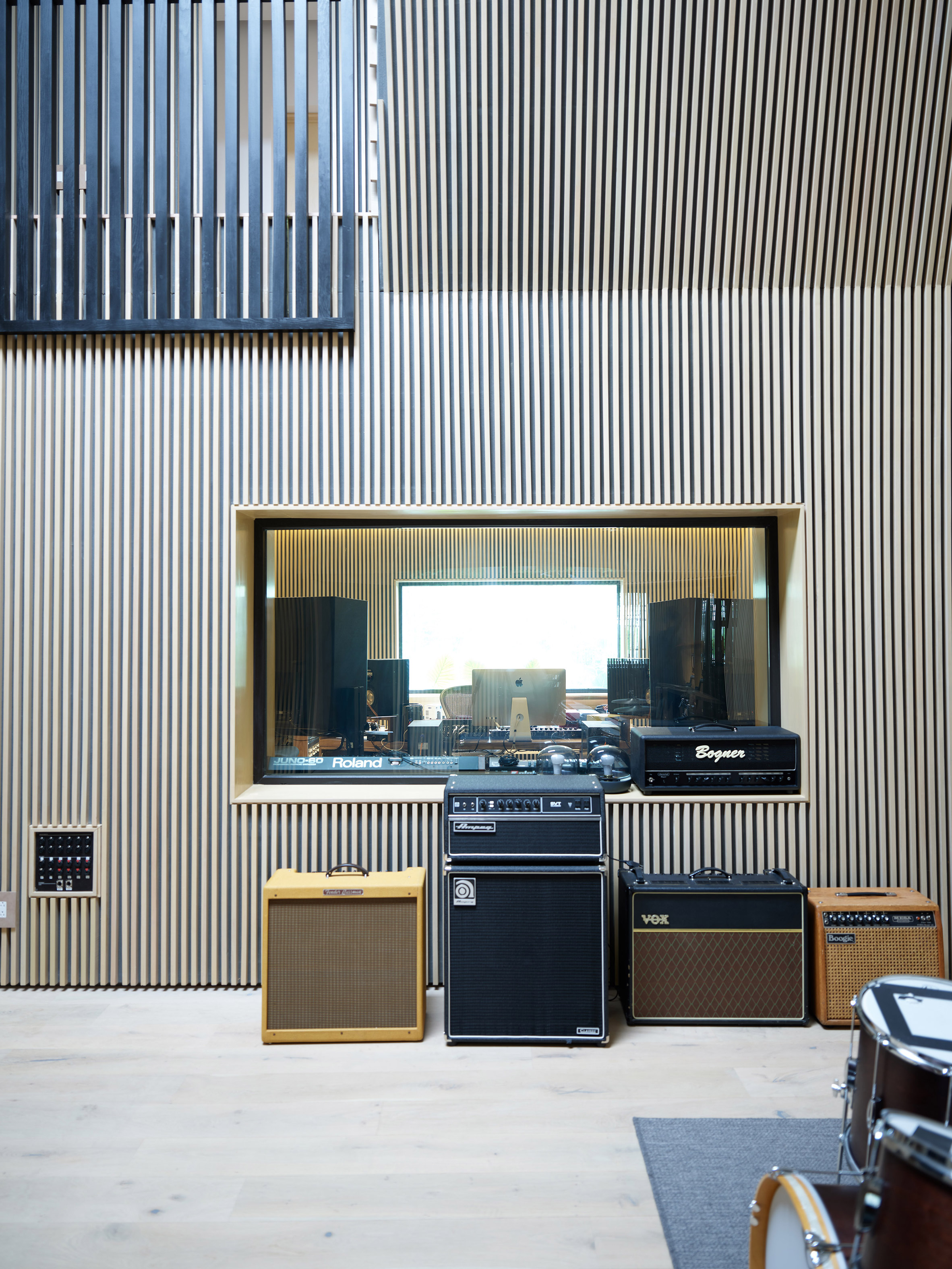 Chapel Studios by Goko