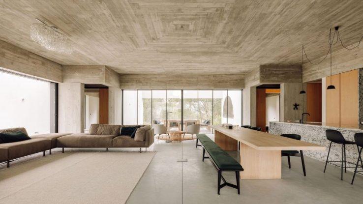 casa meco house interiors portugal architecture atelier rua dezeen hero 1