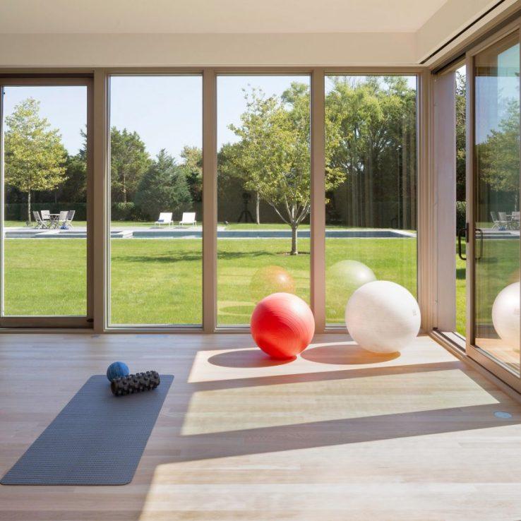 Crestview Lane House par Deborah Berke Partners