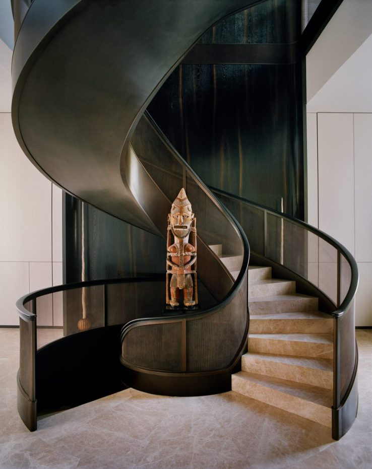 Villas de luxe par Liaigre: Paris, France