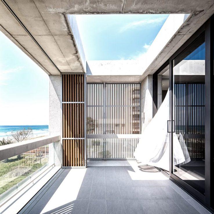 Résidence Mermaid Beach par BE Architecture