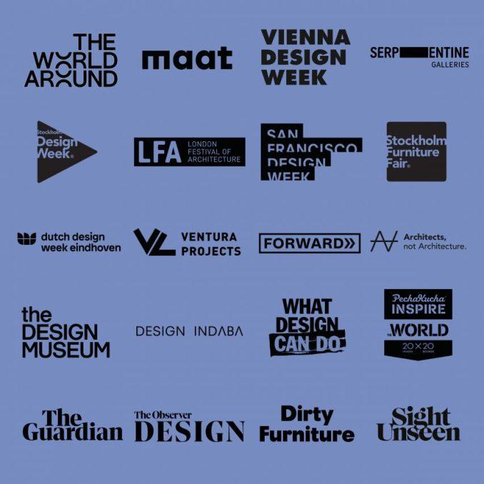 Virtual Design Festival partners