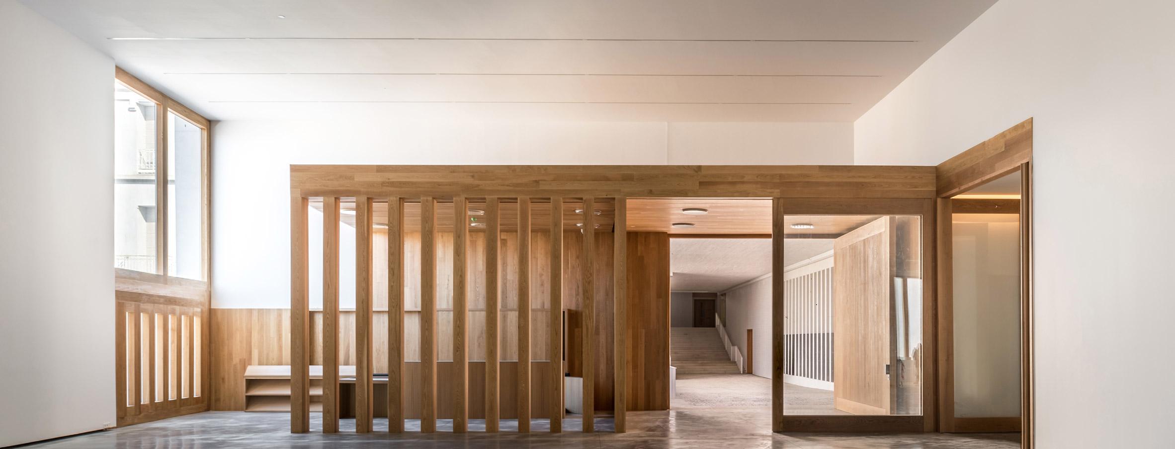 Museum of Contemporary Art Helga de Alvear by Tuñón Arquitectos