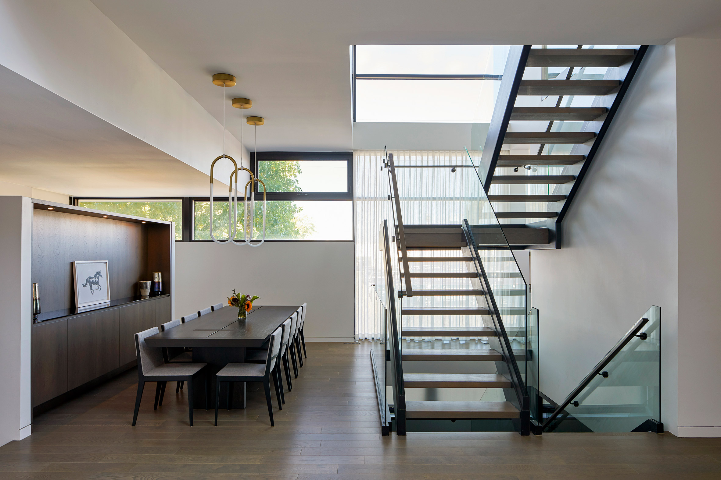 Hermitage Residence by Studio Dwell