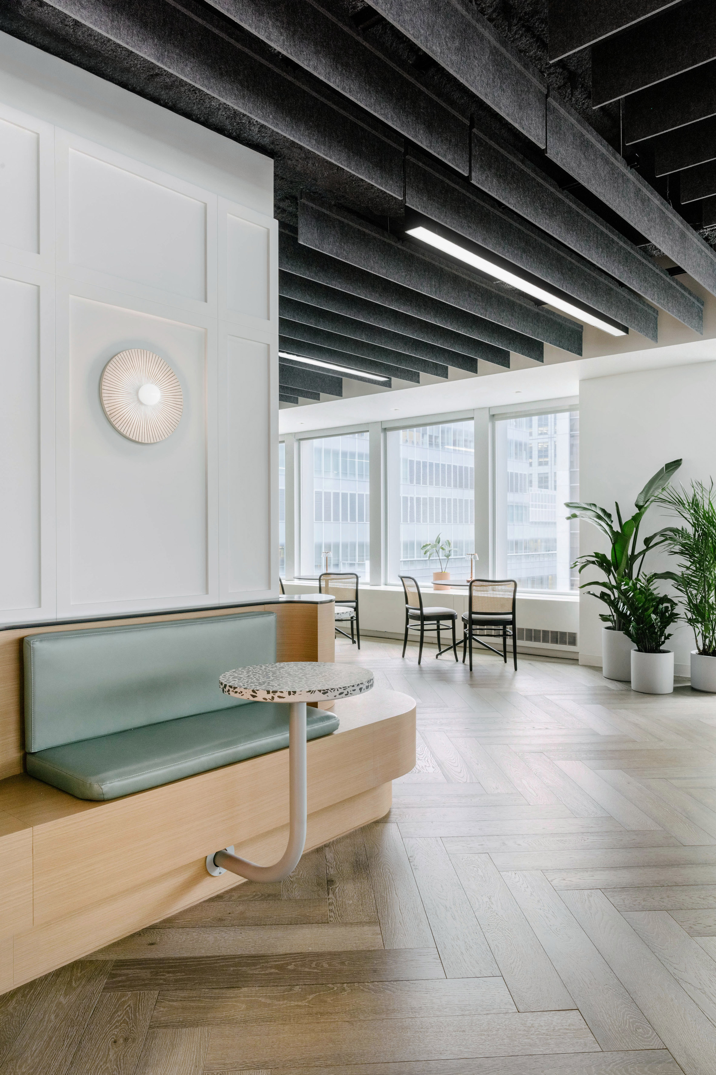 Midtown Office by Format Architecture Office