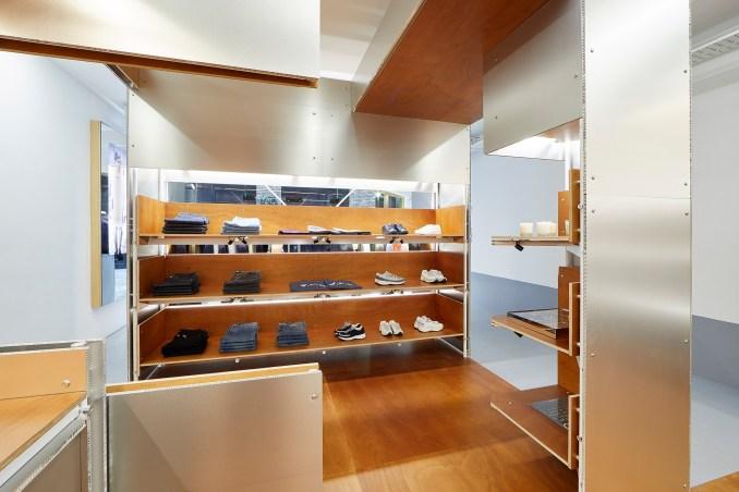 APC London store by Laurent Deroo Architecte