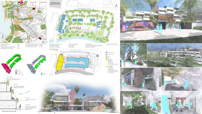Caribbean School of Architecture students reimagine city for public good