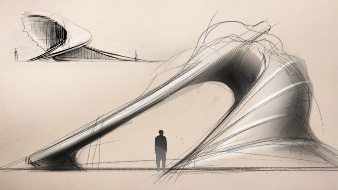 Pavilion of the Disapora by Ini Archibong for London Design Biennale