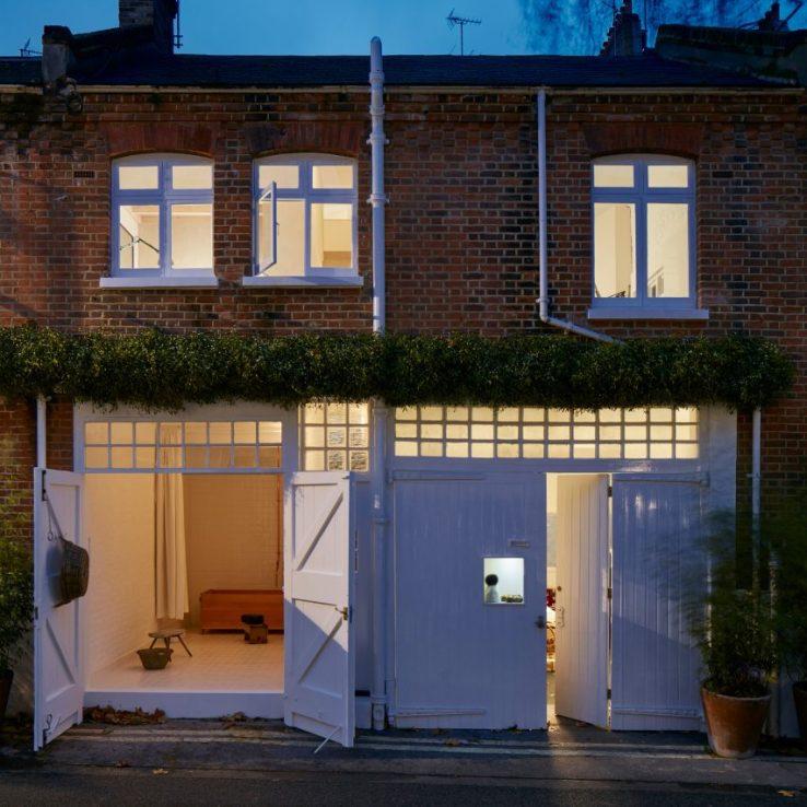 12 maisons mews à Londres