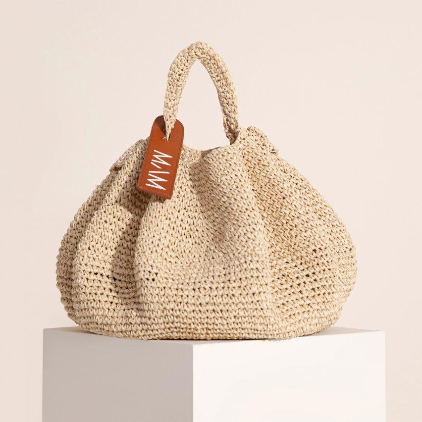 UFO Basket Bag designed by fashion brand MAM