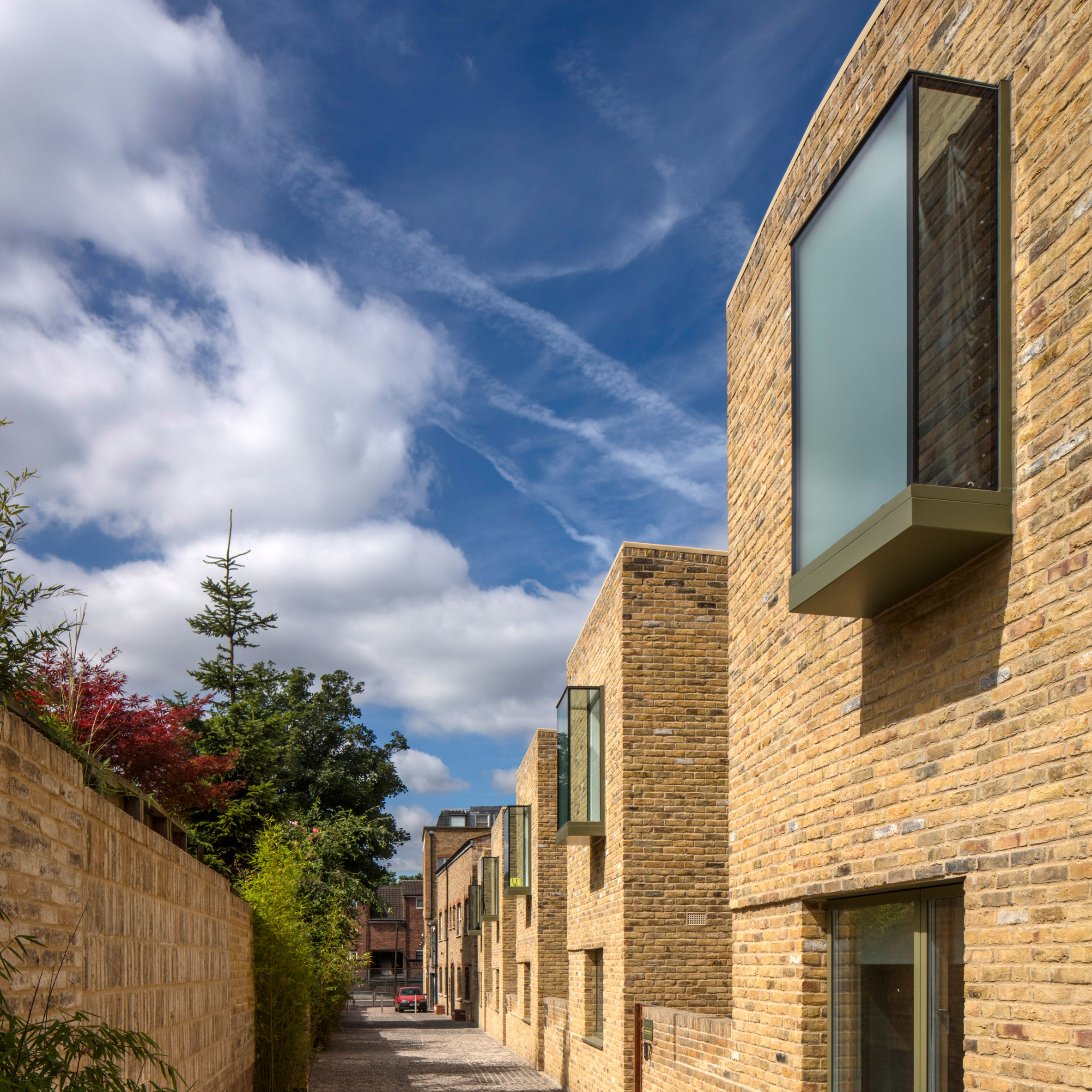 10 London mews houses