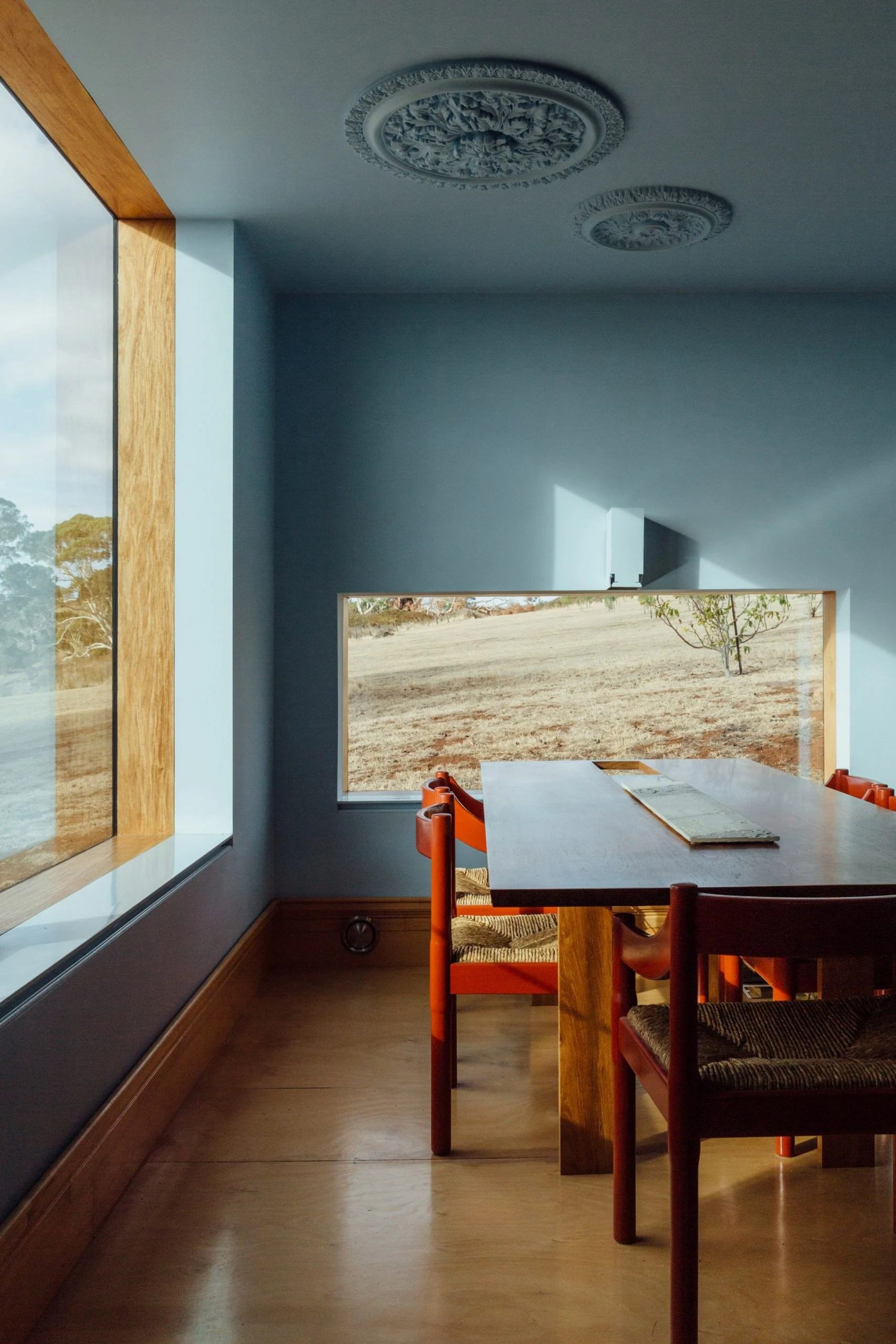 Longhouse in Victoria, Australia designed by Partners Hill