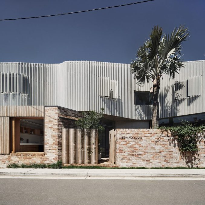 Bismarck House by Andrew Burges Architects in Bondi, Sydney