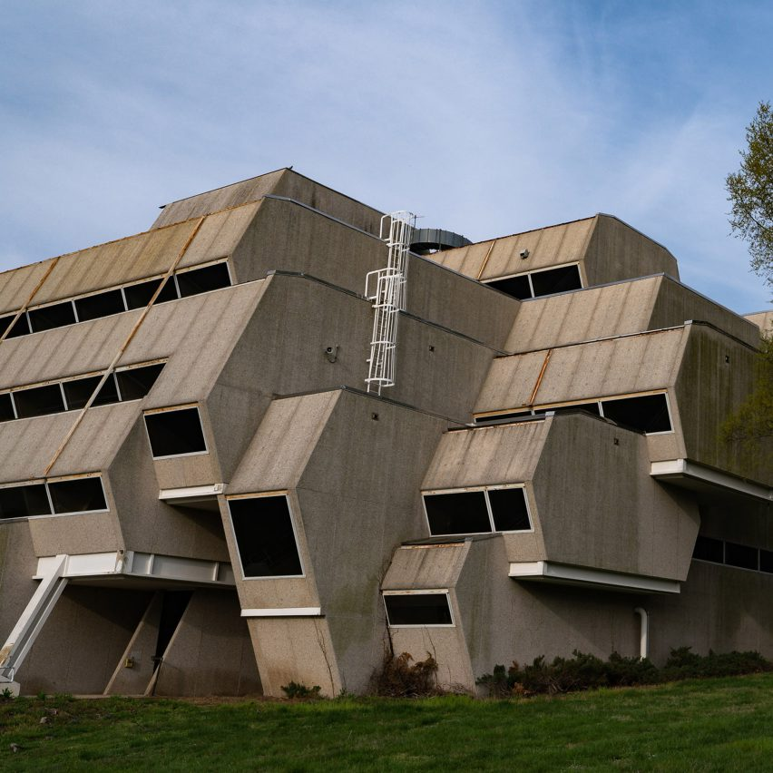 Burroughs Wellcome by Paul Rudolph