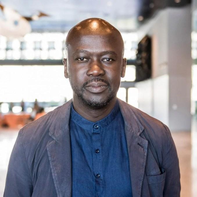 David Adjaye wins 2021 Royal Gold Medal