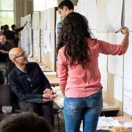 Crit at Tulane School of Architecture