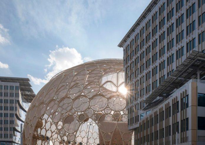AlWasl Plaza at Dubai Expo 2020