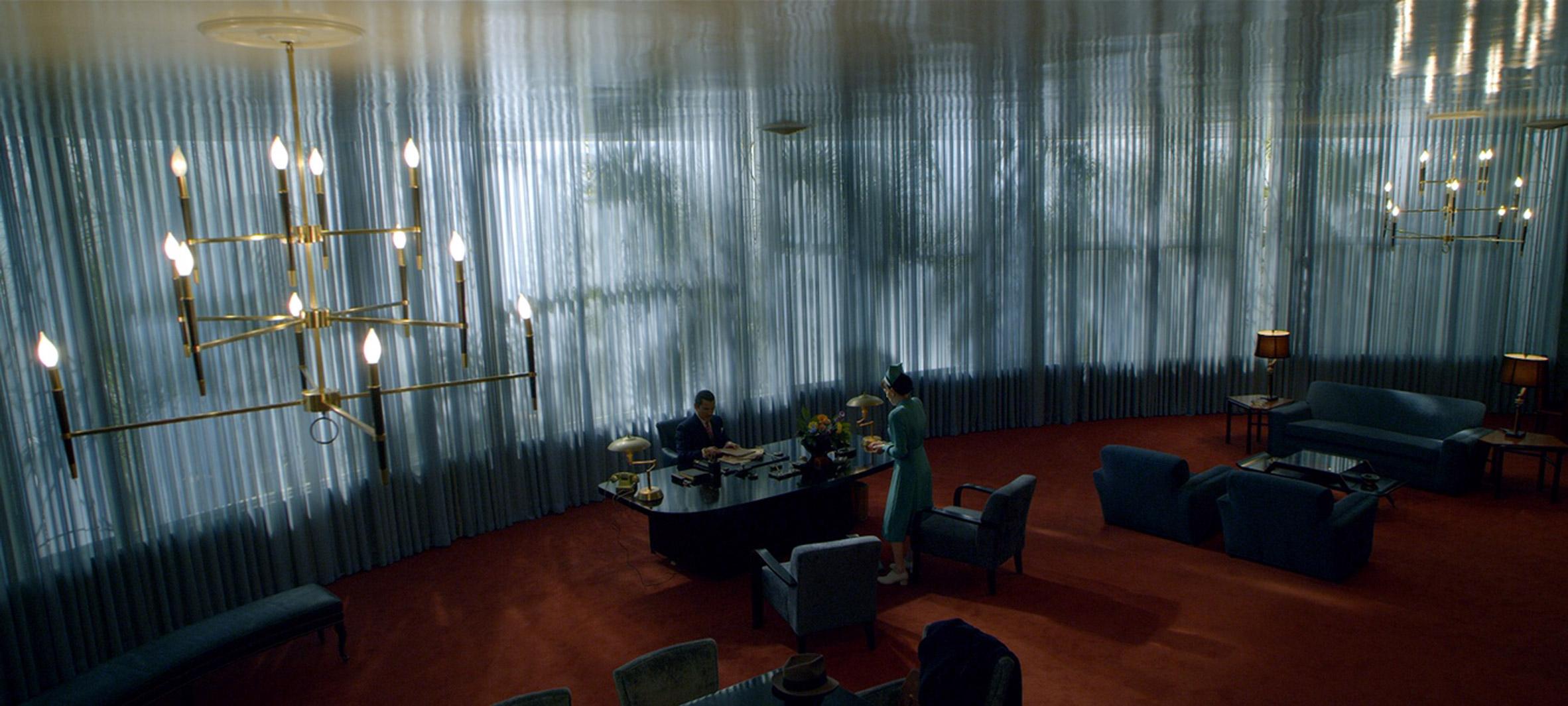 Dr Hanover's office
