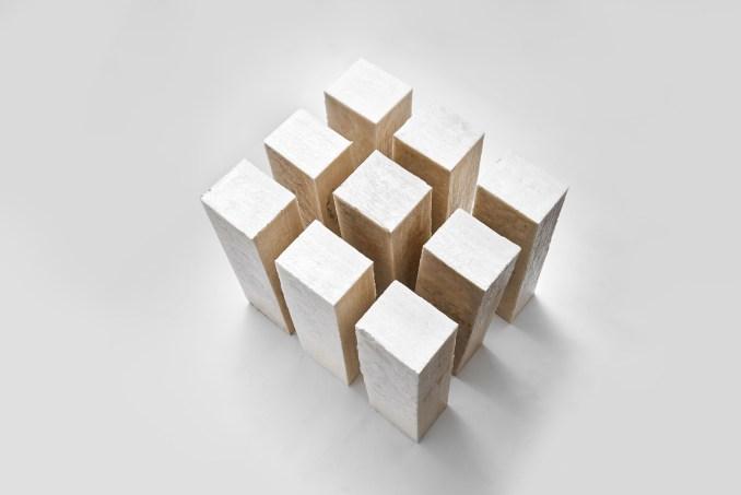 Nine salt building blocks
