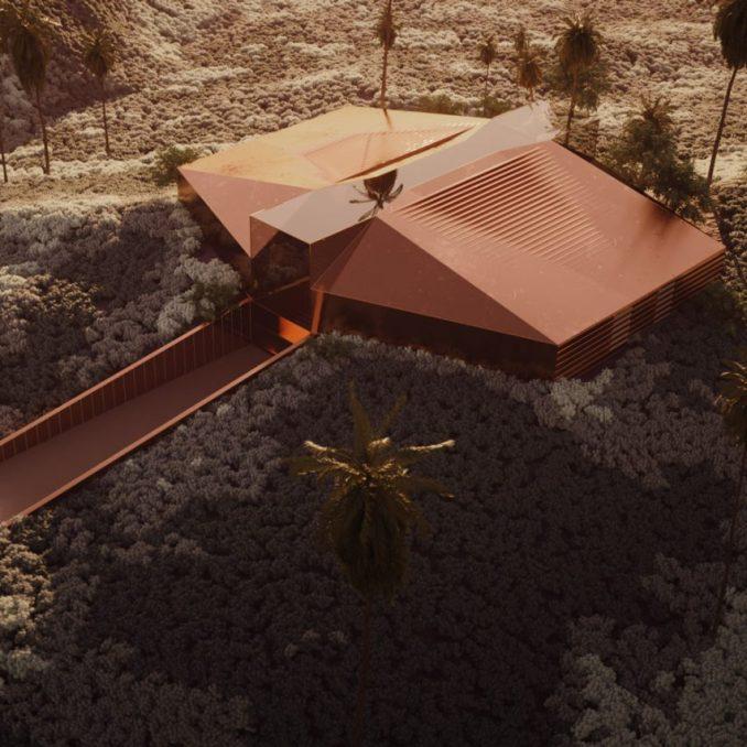 Kelly Wearstler virtual design for Hummer EV