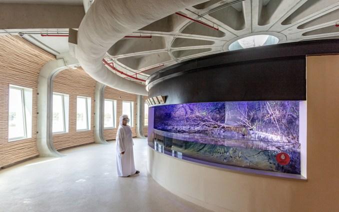 Gallery space in Sharjah
