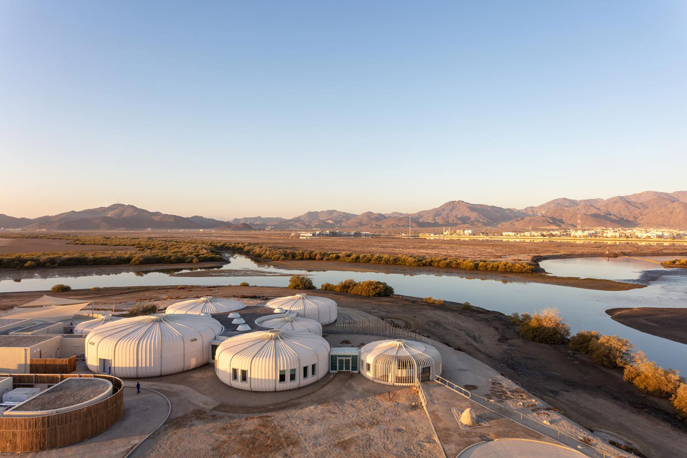Khor Kalba Turtle Wildlife Sanctuary