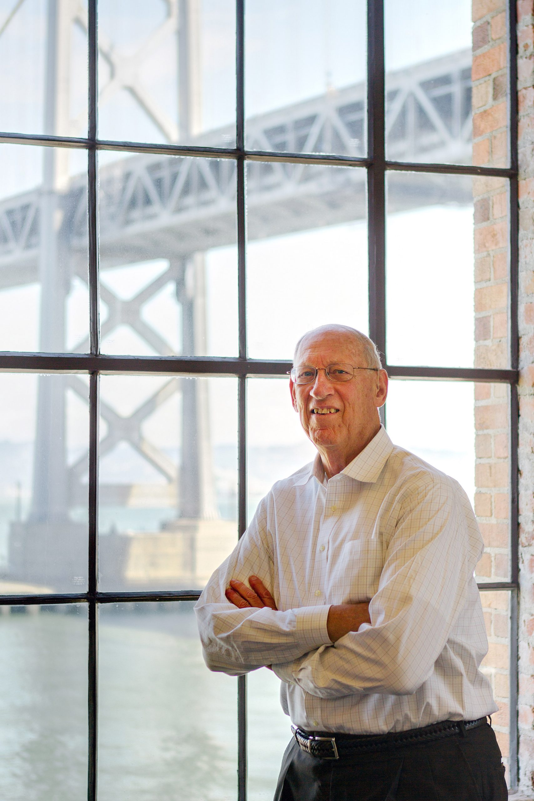 Architect and interior designer Art Gensler