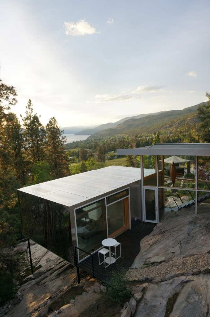 The project is in Okanagan Valley