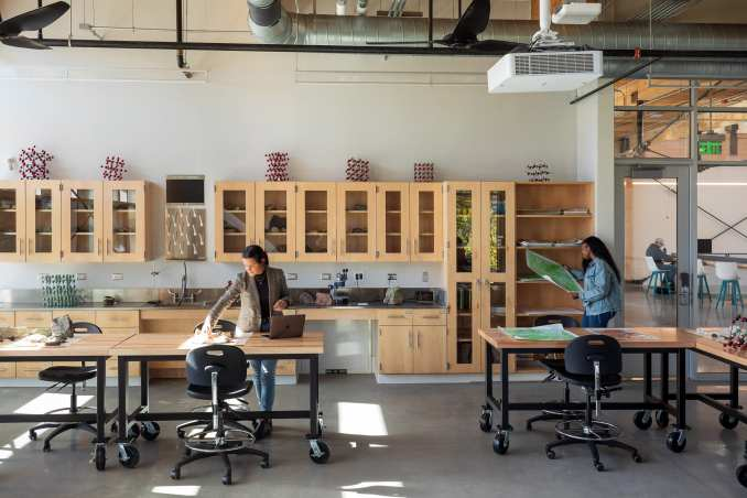 Regenerative buildings create more resources than they use