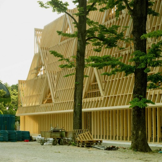 US pavilion by Andersen and Preissner