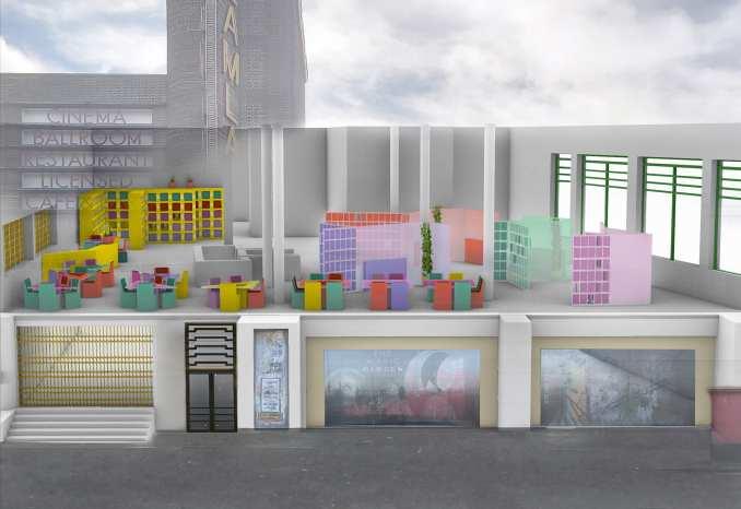University for the Creative Arts Canterbury School Show