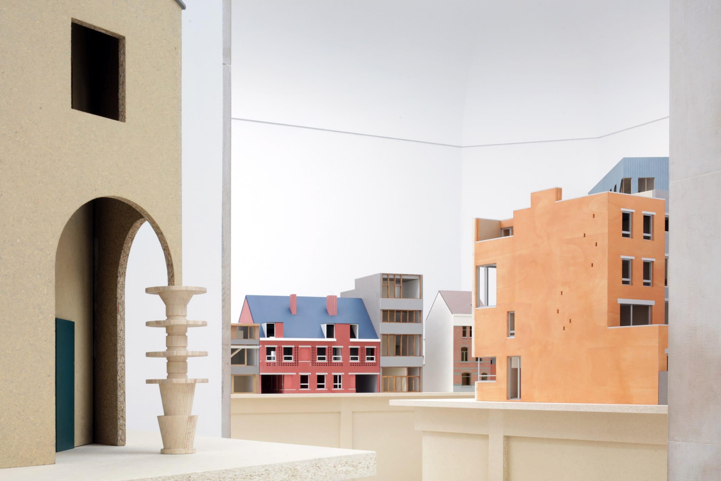 Exhibition at Venice Architecture Biennale