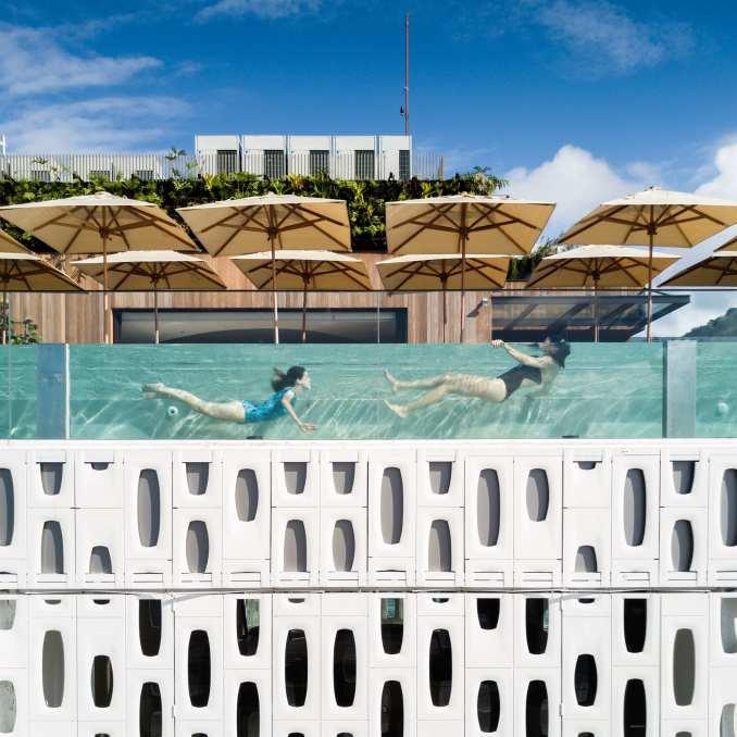 Emiliano Hotel , Rio de Janeiro, by Oppenheim Architecture and Studio Arthur Casas