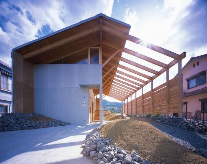 Ryuichi Ashizawa Architects' Hashimoto house