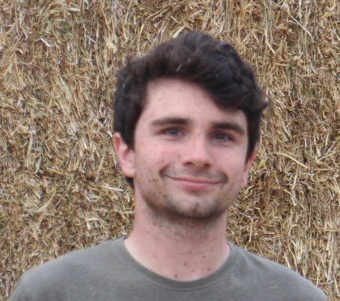 Portrait of Scott McAulay