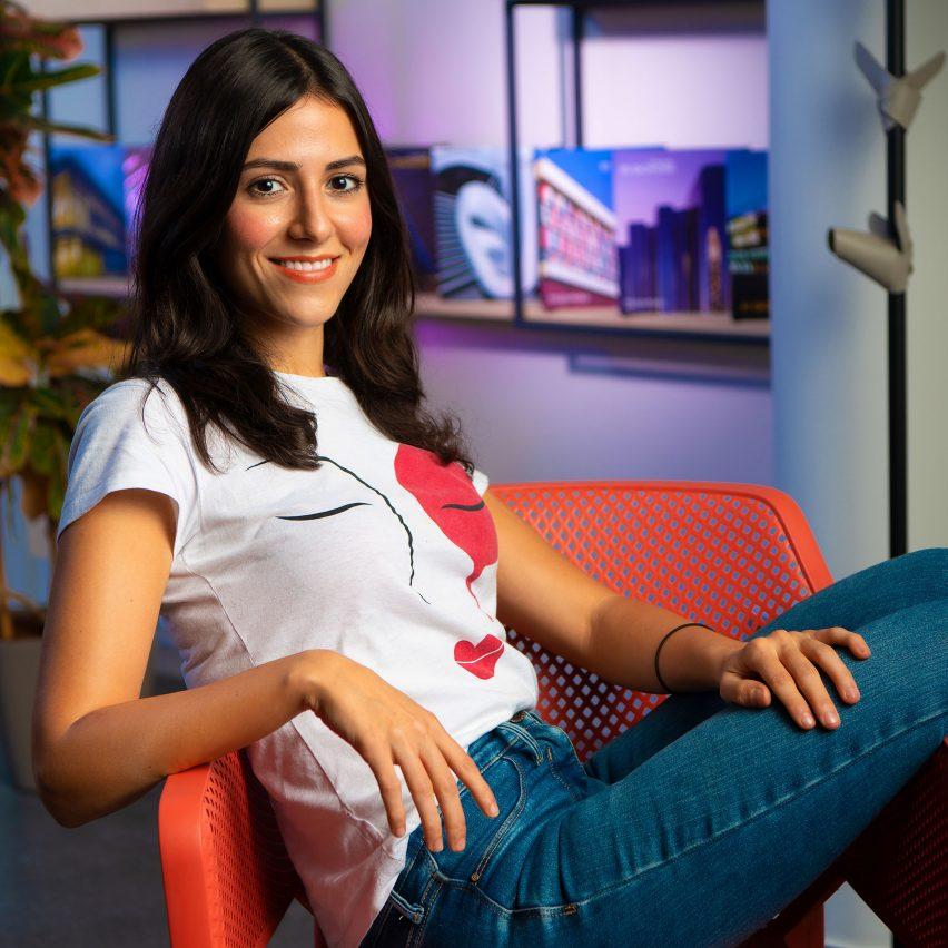 Belinda Ercan, Epic Games, portrait