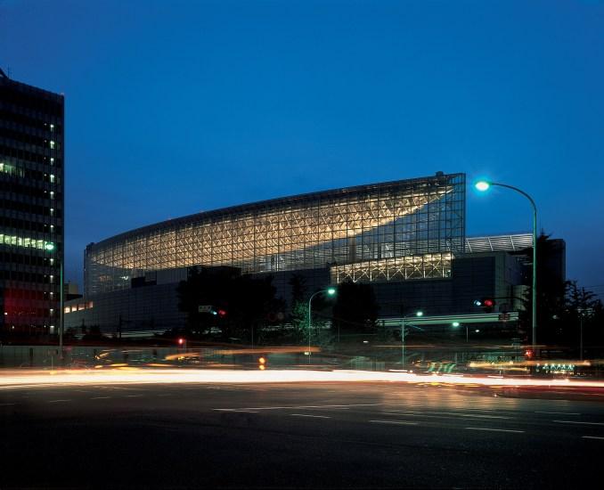 Tokyo International Forum by Rafael Viñoly Architects