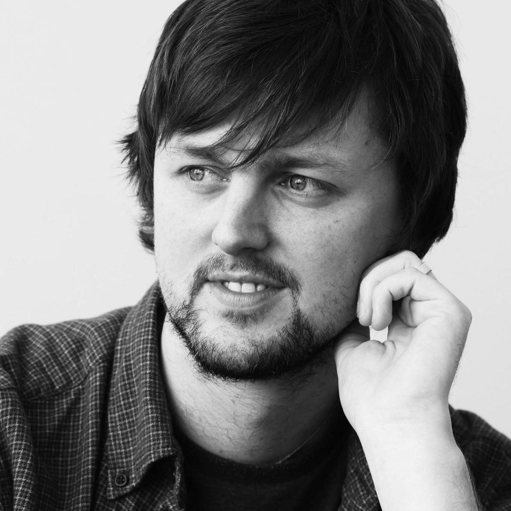 Portrait of Adam Laskey, director of Marraum