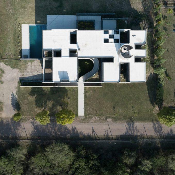 Casa Mono by Patio Estudio