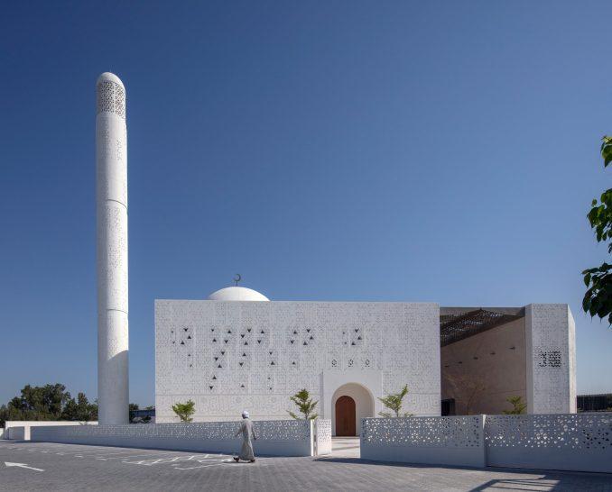 Mosque of the Late Mohamed Abdulkhaliq Gargash