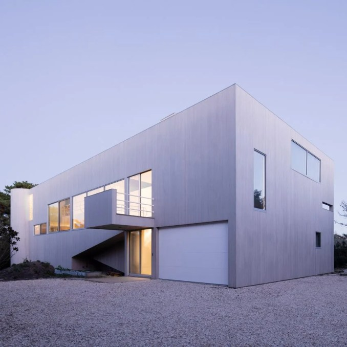 The House in the Dunes by Worrell Yeung