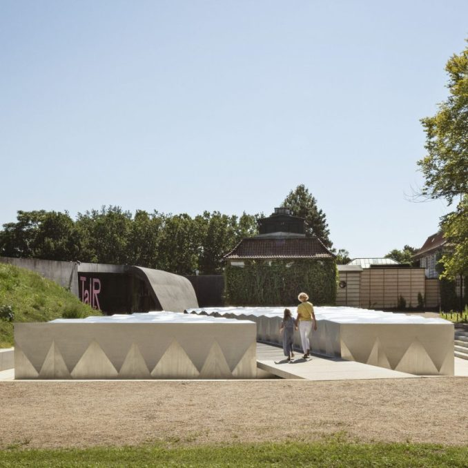 Ordrupgaard Museum extension by Snohetta