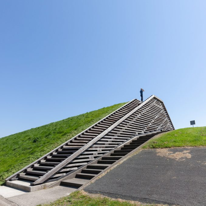 The Viewing Dyke viewpoint