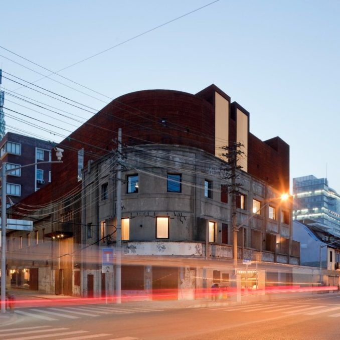 Building by Neri & Hu